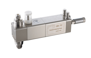 Pneumatic check valve pump P1-C/P2-C