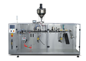 Horizontal Sauce& Lotion Pre-made Pouch Machine ZK-210P